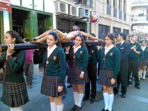 via crucis colegio maria inmaculada huelva 3106