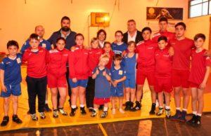 Club de Lucha Libre El Campeón de Cartaya.