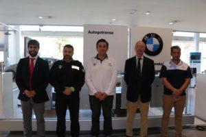 BMW, coche oficial de los Juegos Europeos de Policías y Bomberos.