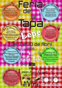 CARTEL FERIA DE LA TAPA (Large)