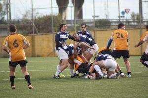 Bifesa Tartessos de rugby.