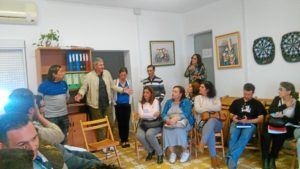 Encuentro Provincial de Dinamizadores Guadalinfo