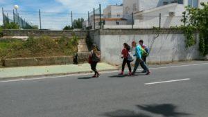 Escolares Cruzando3