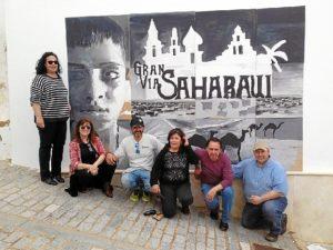 FESTIVAL SAHARAUI. ARTISTAS
