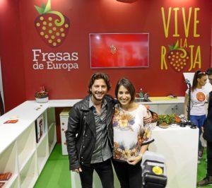 Fresas de Europa - Alimentaria2