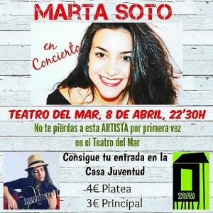 JuventudConciertoMartaSoto