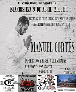 Manuel Cortes en concierto (1)