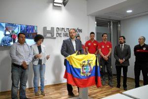 Minuto silencio y RP Bomberos Ecuador_02