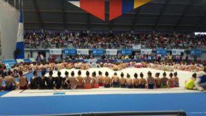 XXX Trofeo Internacional de gimnasia rítmica.