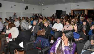Poetas del Guadiana, llenando los espacios  culturales.