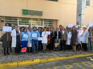 Protesta salud 2