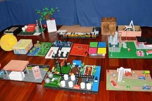 Algunos de los trabajos de 'Cuadernos de la Energía'.