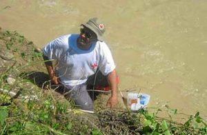 Voluntario Manuel Canelo Equipo internacional 4