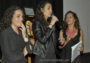 ana francisco, Carla sabino y Susana Sousa.