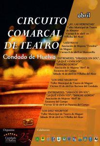 cartel teatro medios