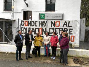 cierre colegio los romeros (2)