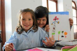 dibujando a Cervantes en La Palma del Condado (2)
