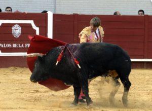 El Cordobés falló al matar a su segundo toro y se vio privado de salir por la puerta grande.