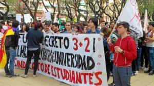 manifestacion estudiantes en huelva (1)