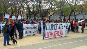 manifestacion estudiantes en huelva (3)