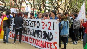 manifestacion estudiantes en huelva (4)