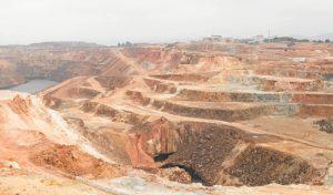 mina de rio tinto en huelva atalaya mining