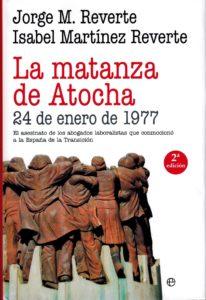 portada La matanza de Atocha