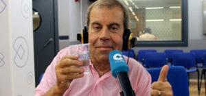 Tomás Guasch, periodista de la Cadena Cope.
