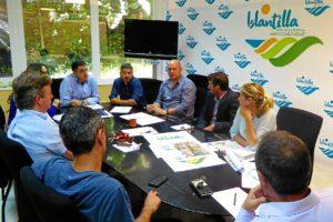 2016 05 24 Encuentro Mancomunidad de Islantilla - Sector Hotelero