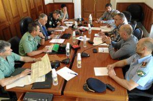 20160525 Beas Junta Local Seguridad