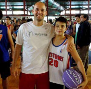 Andrew Morá, entrenador de habilidades.