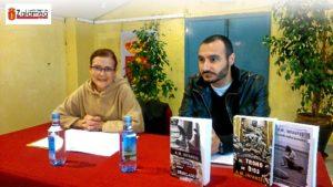 Antonio Manuel Infantes presenta en Zalamea 'Abril sobre rojo inmolado' (1)