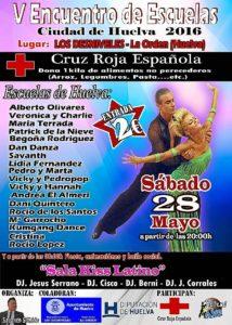 Cartel V Gala Solidaria Escuelas de Baile