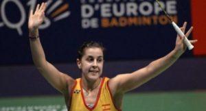 Carolina Mrín vuelve a proclamarse campeona de Europa.