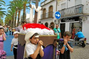 Cruces de Mayo Isla Cristina