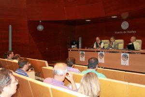 Curso de mineria Puerto de Huelva