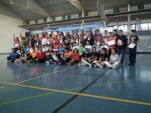 Clausura de las Escuelas Deportivas Municipales en Ayamonte.