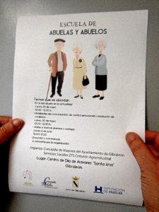 FOLLETO ESCUELA DE ABUELOS