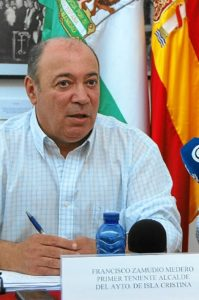 Francisco Zamudio Medero