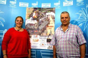 Presentación del Campeonato de Bike trial en Valverde del Camino.