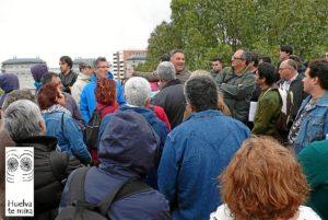 Senderismo 'Huelva te mira' (1)