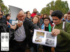 Senderismo 'Huelva te mira' (2)