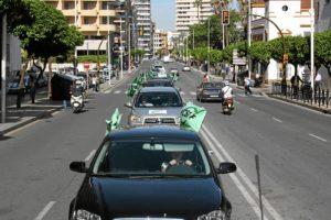 caravana protesta del csif (5)