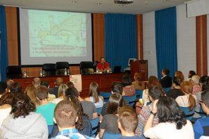 conferencia almadrabas en la Universidad de Huelva (3)