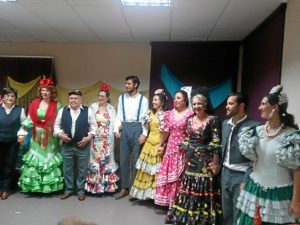 grupo de teatro 'Mujeres Abril' deEscacena