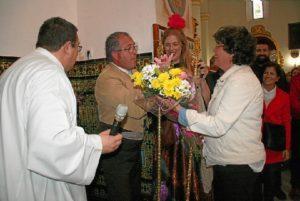 hermandad rocio de isla cristina en cartaya (1)