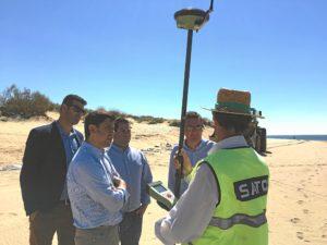 inicio obras en las playas de huelva (1)