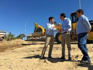 inicio obras en las playas de huelva (3)