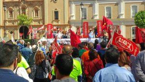 manifestacion primero de mayo en huelva (1)