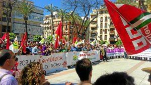 manifestacion primero de mayo en huelva (5)